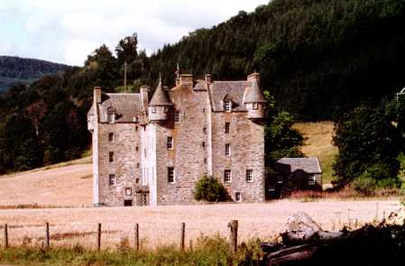 Castle Menzies